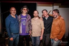 Mark Crissinger Band, Monarch's Pub - Eaton Chelsea Hotel, Toronto ON, 2015-11-12